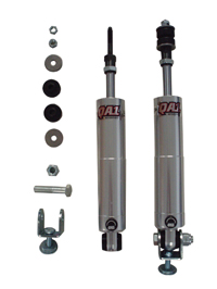 Double Adjustable Rear Shocks